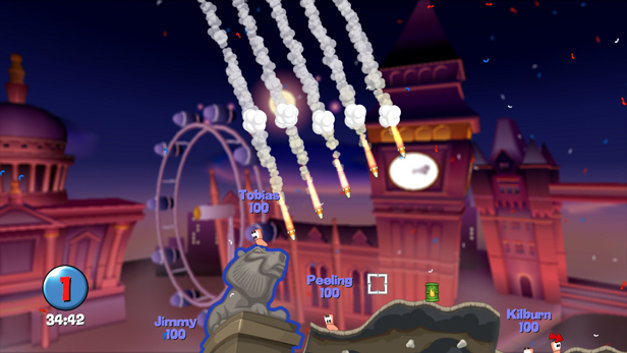 WORMS™ Screenshot 4