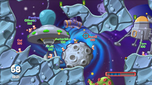 WORMS™ Screenshot 5
