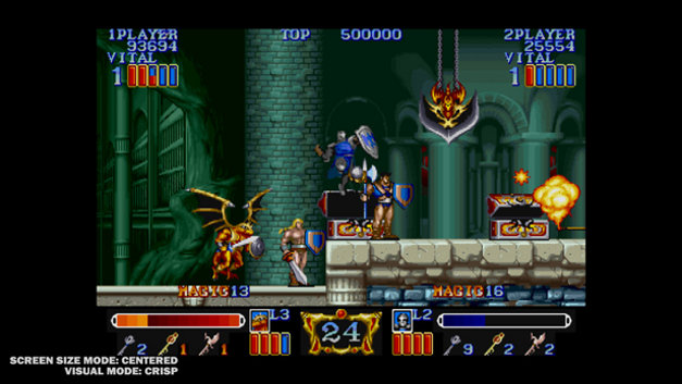 Final Fight™: Double Impact Screenshot 1