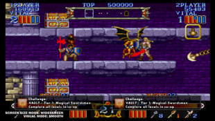 Final Fight™: Double Impact Screenshot 2