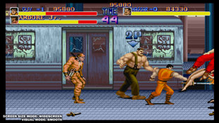 Final Fight™: Double Impact