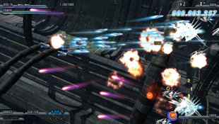Soldner-X 2: Final Prototype Screenshot 6