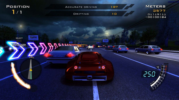 Anarchy: Rush Hour Screenshot 1