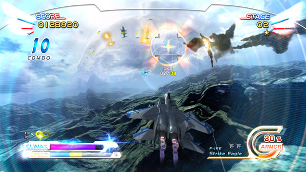 After Burner Climax™ Screenshot 1