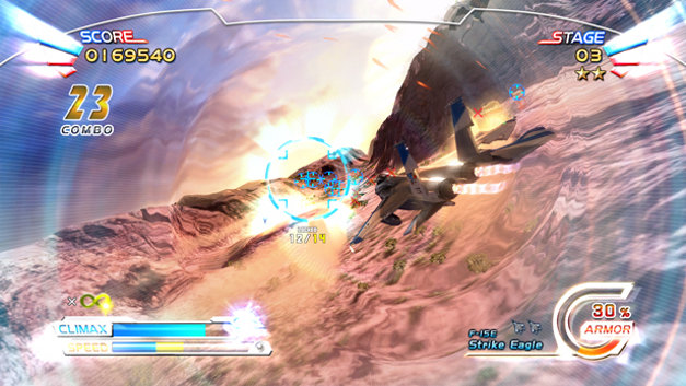 After Burner Climax™ Screenshot 4