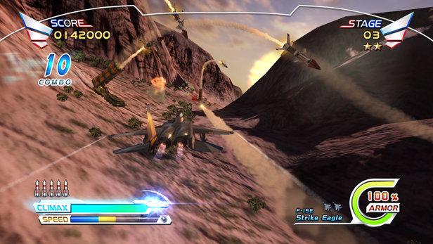 After Burner Climax™ Game   PS3 - PlayStation