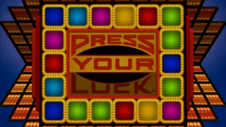 Press Your Luck Trailer