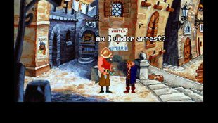 Monkey Island® 2 Special Edition: LeChuck's Revenge® Screenshot 12
