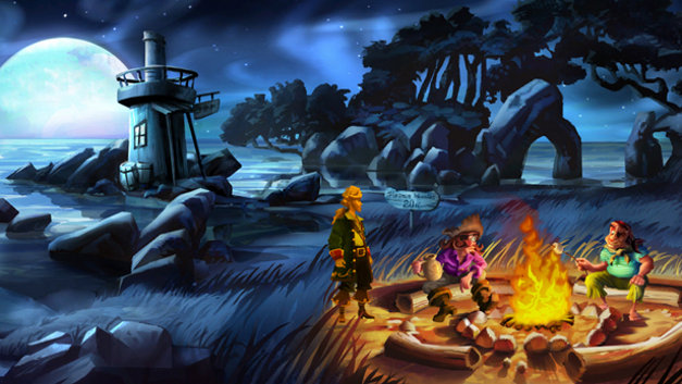 Monkey Island® 2 Special Edition: LeChuck's Revenge® Screenshot 1
