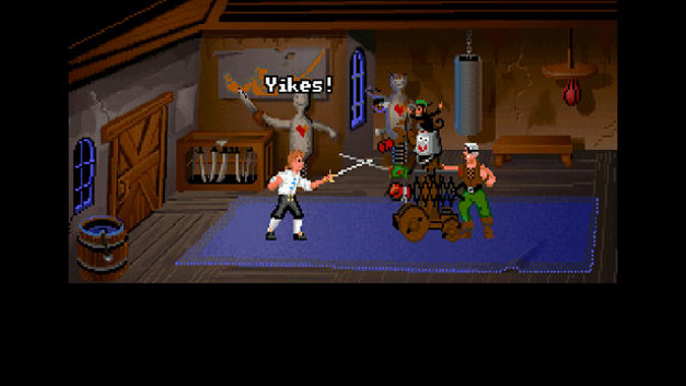 The Secret of Monkey Island™ : Special Edition Screenshot 10