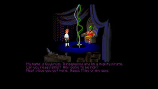The Secret of Monkey Island™ : Special Edition