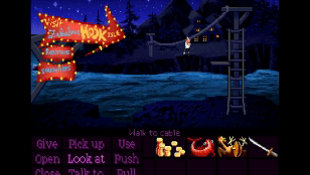 The Secret of Monkey Island™ : Special Edition Screenshot 2