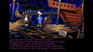 The Secret of Monkey Island™ : Special Edition Screenshot 8