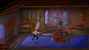 The Secret of Monkey Island™ : Special Edition Screenshot 9