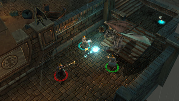 Dungeon Hunter: Alliance Screenshot 1