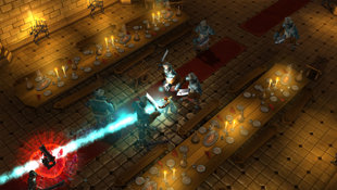 Dungeon Hunter: Alliance Screenshot 2