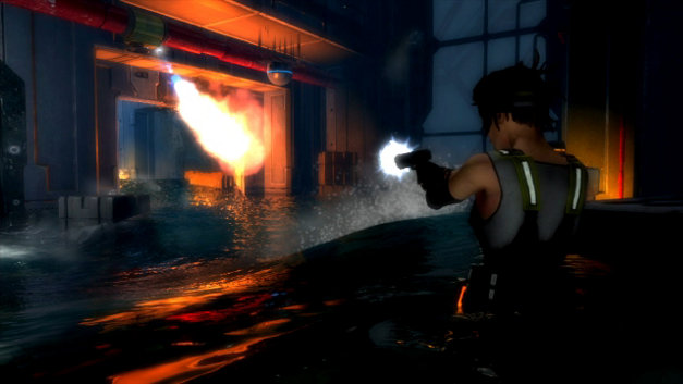 Hydrophobia Prophecy Screenshot 1