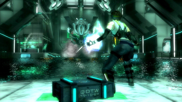 Hydrophobia Prophecy Screenshot 10