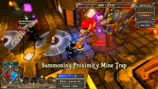 Dungeon Defenders Screenshot 2