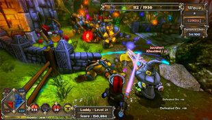Dungeon Defenders Screenshot 3