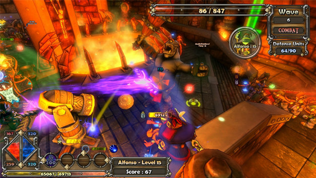 Dungeon Defenders Screenshot 4