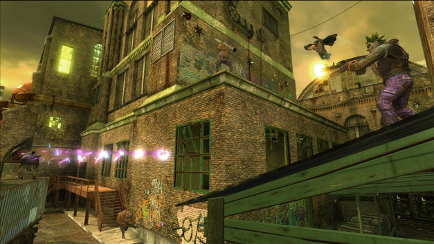 Gotham City Impostors Screenshot 1