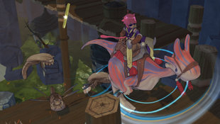Blade Kitten Screenshot 3