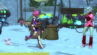Blade Kitten Screenshot 8