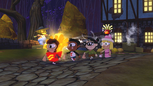 Costume Quest™ Game | PS3 - PlayStation
