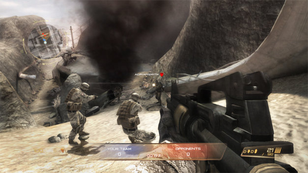 Modern Combat: Domination Screenshot 1