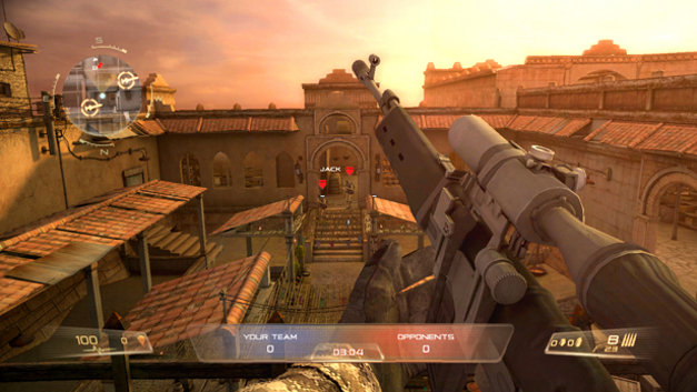 Modern Combat: Domination Screenshot 4