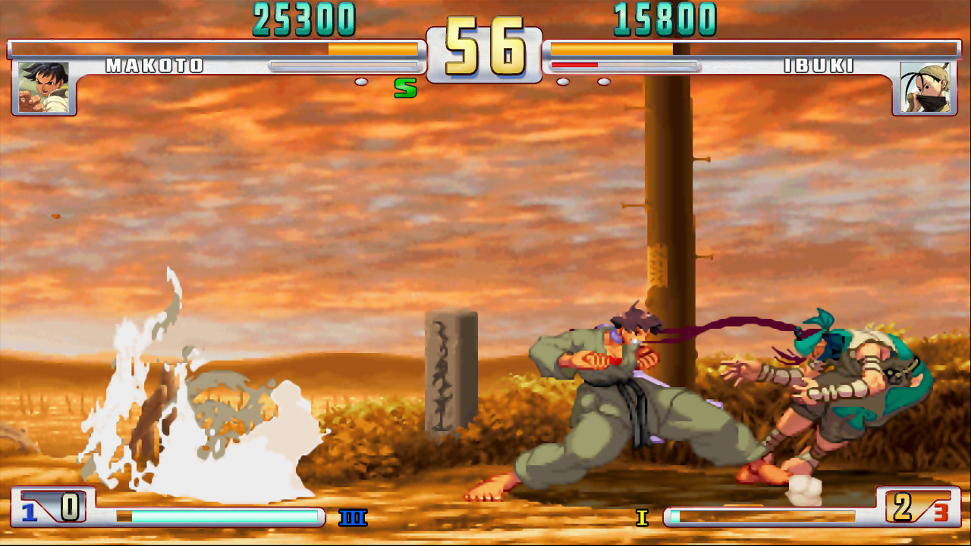 Street fighter iii: 3rd strike review giant bomb.