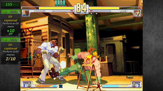 Street Fighter® III: Third Strike Online Edition Screenshot 1