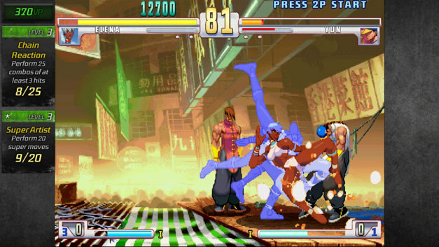 Street Fighter® III: Third Strike Online Edition Screenshot 4