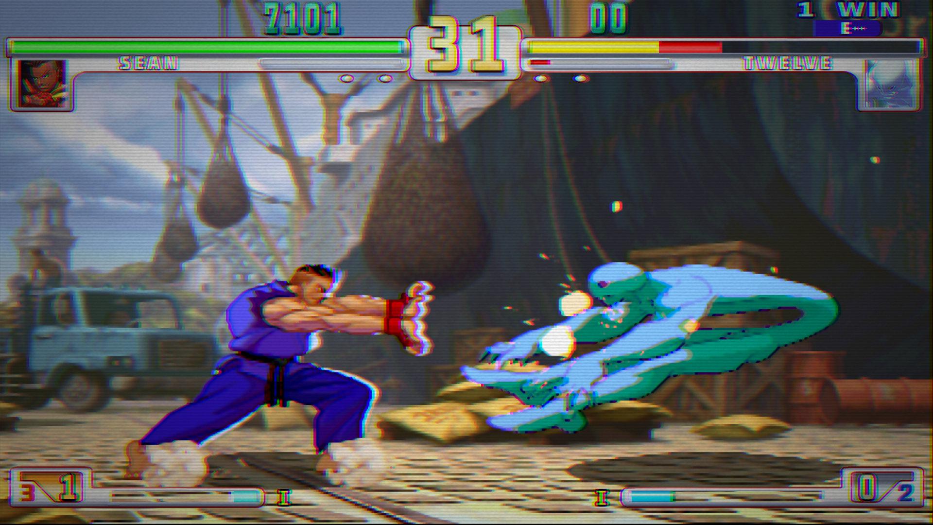 Street Fighter® III: Third Strike Online Edition Game   PS3