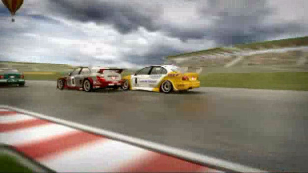 Superstars V8 Racing Video Screenshot 1