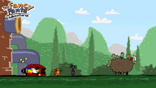 The Fancy Pants Adventures™ Screenshot 2