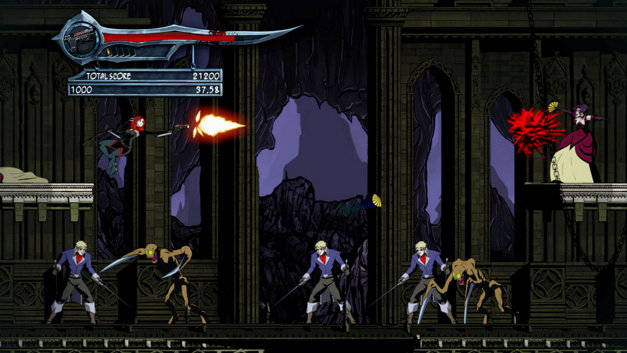 BloodRayne: Betrayal™ Screenshot 4
