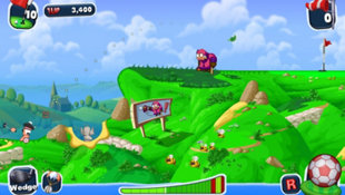 Worms™ Crazy Golf Screenshot 3