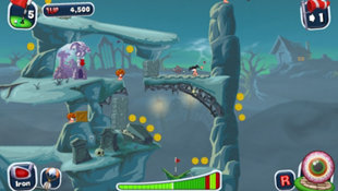 Worms™ Crazy Golf Screenshot 6