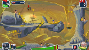 Worms™ Crazy Golf Screenshot 8