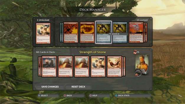 Magic: The Gathering® — Duels of the Planeswalkers® 2012 Screenshot 1