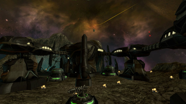 Star Raiders Screenshot 1
