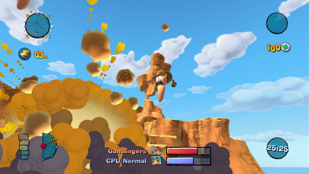 Worms™ Ultimate Mayhem Screenshot 4