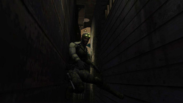 Tom Clancy's Splinter Cell® Pandora Tomorrow HD