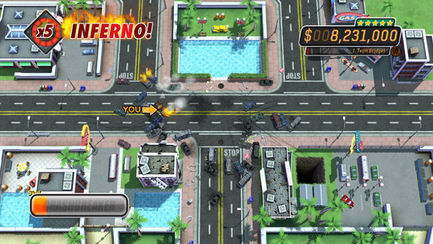 Burnout™ Crash! Screenshot 4
