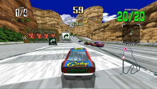 Daytona® USA Screenshot 2