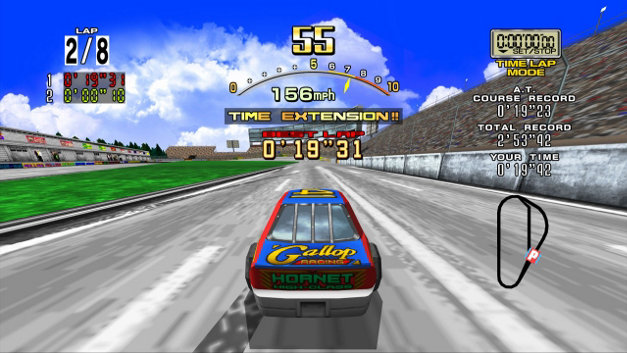Daytona® USA Screenshot 37