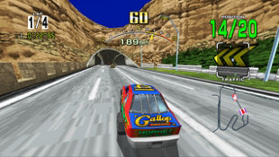 Daytona® USA Screenshot 3