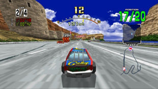 Daytona® USA Screenshot 8